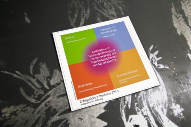 Workshop Führungskraft entwickeln: Erfolgsfaktor Business DNA
